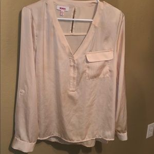 Ladies Bongo  Blouse Size Large # A44